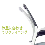 Ergonomic Reclining Office Chair