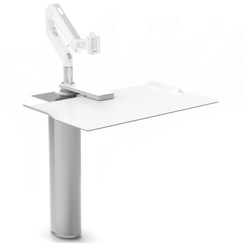Quickstand Underdesk Sit Stand Solution